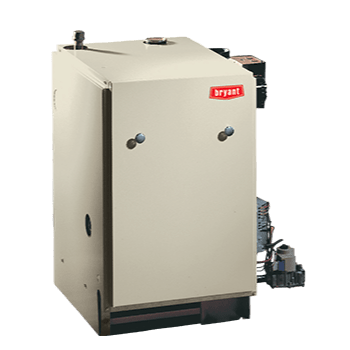 Bryant Preferred Series BW3 boiler.
