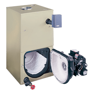 Bryant Preferred Series BW4 boiler.